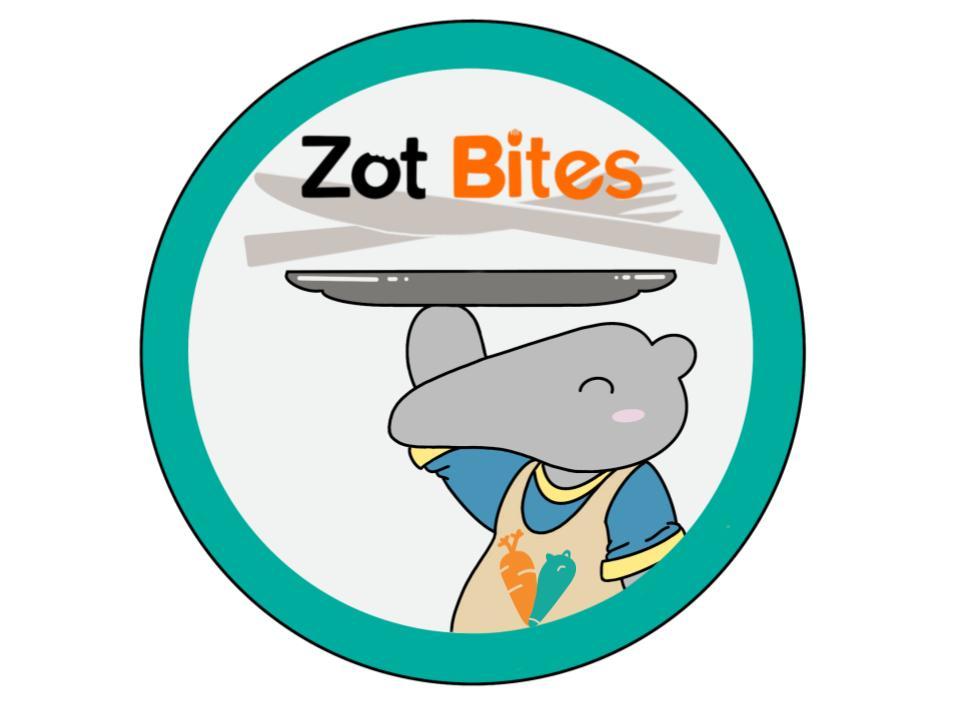 Zot Bites Logo